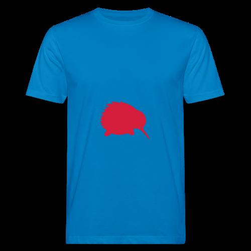 Schnabeligel - Männer Bio-T-Shirt