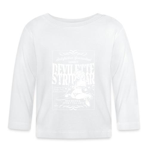Devil Strip Bar Angel  - Baby Long Sleeve T-Shirt