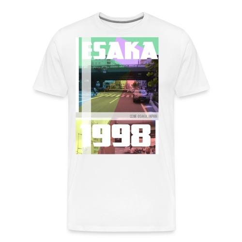 Esaka 98 - Men's Premium T-Shirt