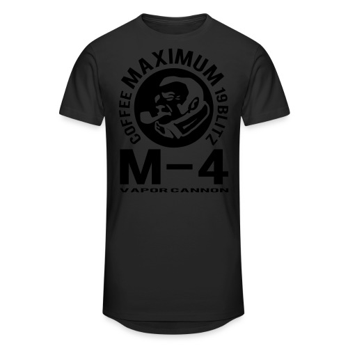 M-4 Maximum Avenger - Men's Long Body Urban Tee