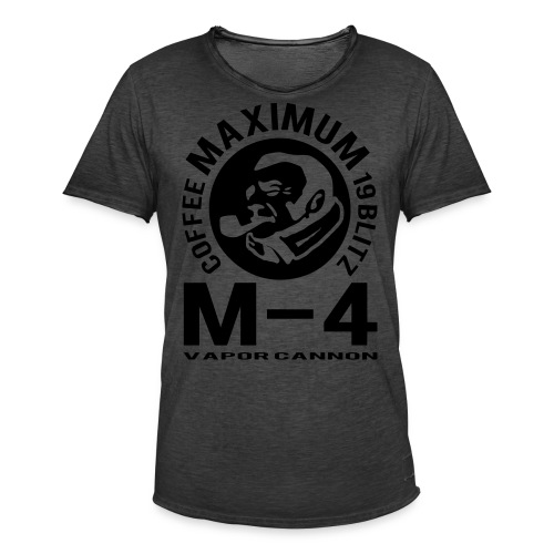 M-4 Maximum Avenger - Men's Vintage T-Shirt