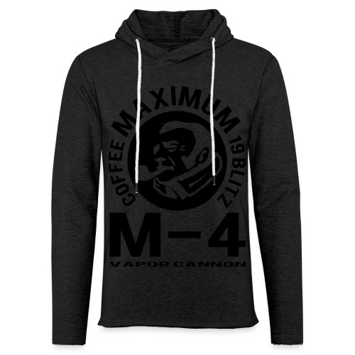 M-4 Maximum Avenger - Light Unisex Sweatshirt Hoodie