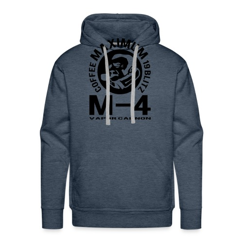 M-4 Maximum Avenger - Men's Premium Hoodie