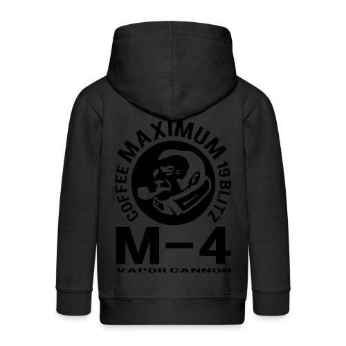M-4 Maximum Avenger - Kids' Premium Zip Hoodie
