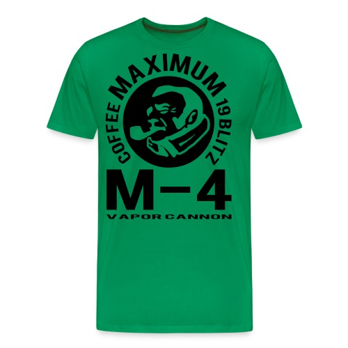 M-4 Maximum Avenger - Men's Premium T-Shirt