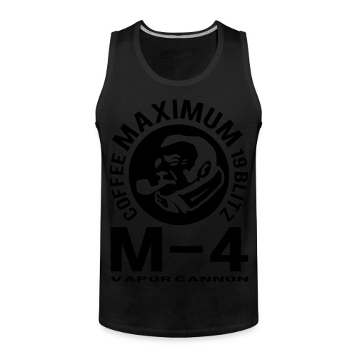 M-4 Maximum Avenger - Men's Premium Tank Top
