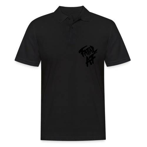 Fatal AF - Men's Polo Shirt
