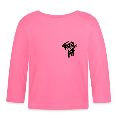 Fatal AF - Baby Long Sleeve T-Shirt