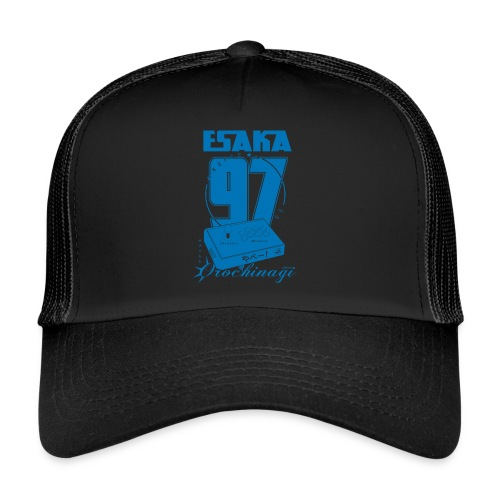 Esaka Stick UK special - Trucker Cap