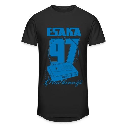 Esaka Stick UK special - Men's Long Body Urban Tee