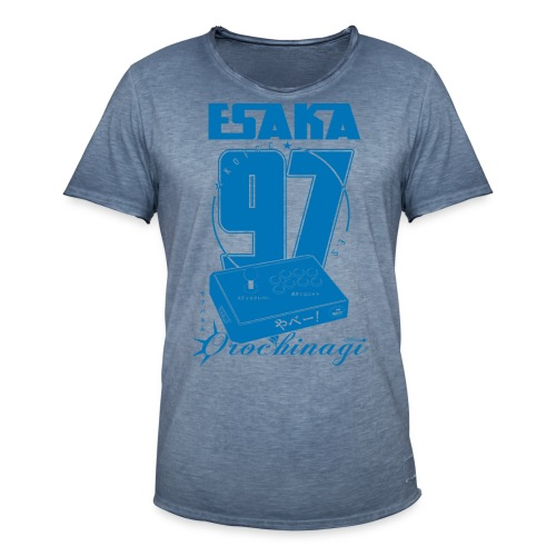 Esaka Stick UK special - Men's Vintage T-Shirt