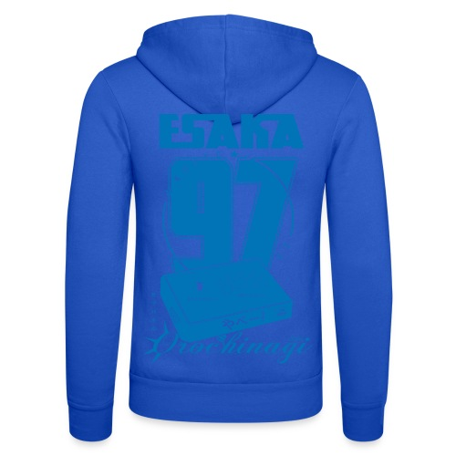 Esaka Stick UK special - Unisex Hooded Jacket by Bella + Canvas