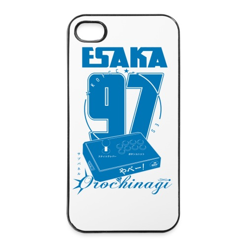 Esaka Stick UK special - iPhone 4/4s Hard Case