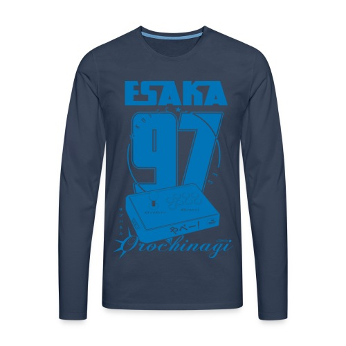 Esaka Stick UK special - Men's Premium Longsleeve Shirt