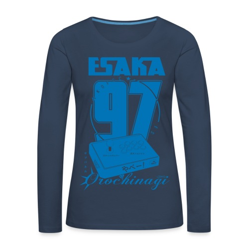Esaka Stick UK special - Women's Premium Longsleeve Shirt