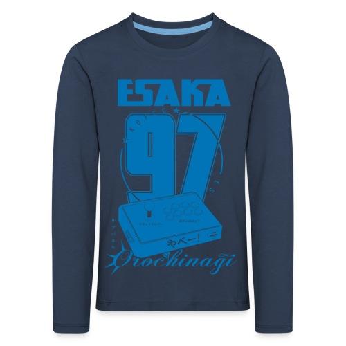 Esaka Stick UK special - Kids' Premium Longsleeve Shirt