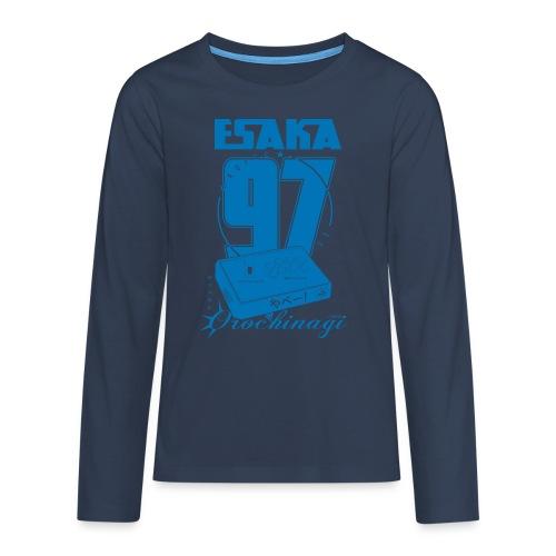 Esaka Stick UK special - Teenagers' Premium Longsleeve Shirt