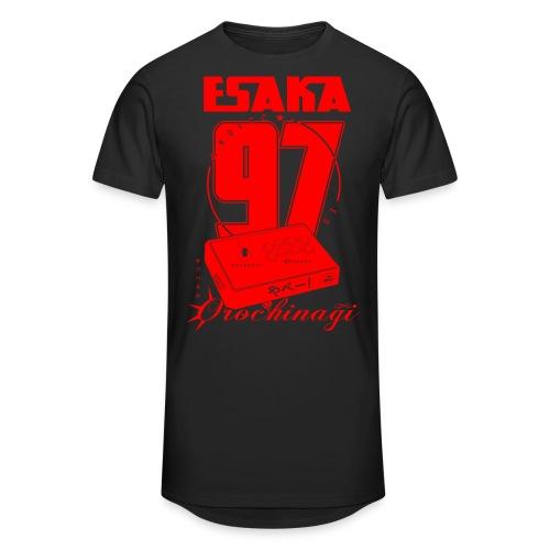 Esaka Red 97 - T-shirt long Homme