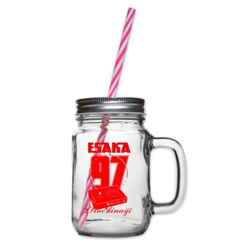 Esaka Red 97 - Bocal à boisson