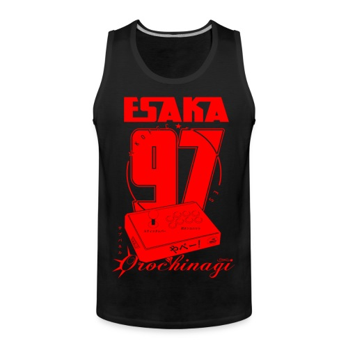 Esaka Red 97 - Débardeur Premium Homme