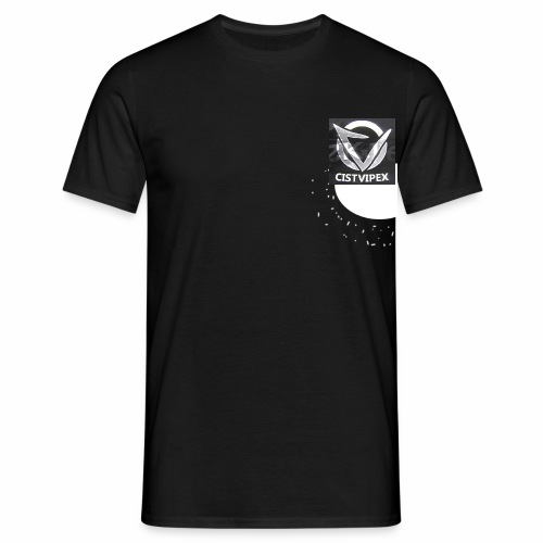 CIstVipeX-Logo-Hoodie - Männer T-Shirt