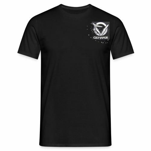 CIstVipeX-Logo-T-Shirt - Männer T-Shirt