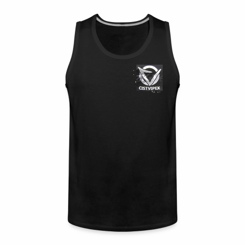 CIstVipeX-Logo-T-Shirt - Männer Premium Tank Top