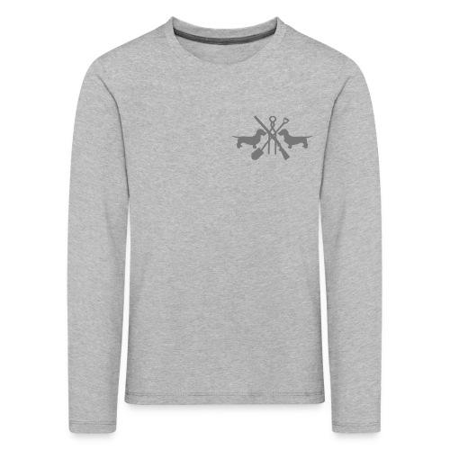 pink - Kinder Premium Langarmshirt