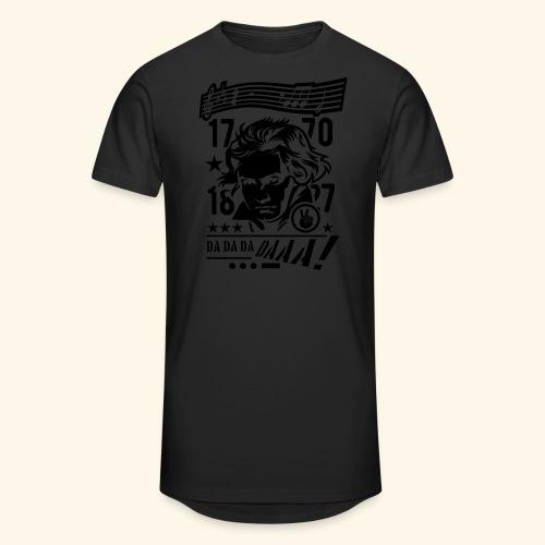 Beethovens Fünfte - Männer Urban Longshirt