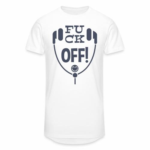 Fuck Off - Männer Urban Longshirt