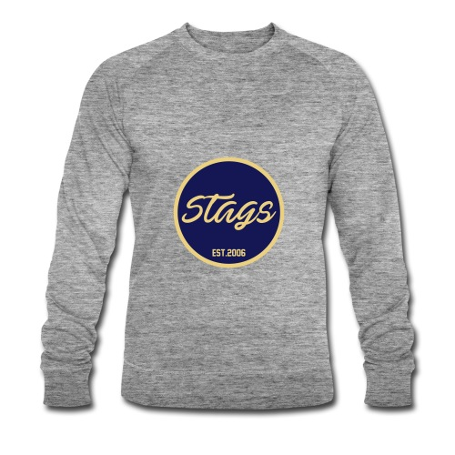 Stags Founder - Männer Bio-Sweatshirt von Stanley & Stella