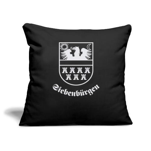 T-Shirt Siebenbürgen-Wappen Siebenbürgen schwarz - Sofakissenbezug 44 x 44 cm