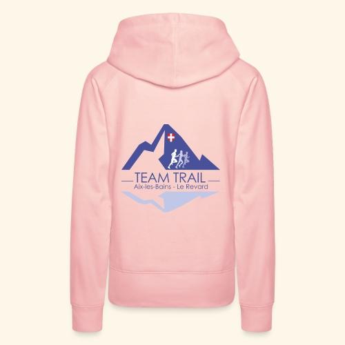 Sweat Junior Fille - Sweat-shirt à capuche Premium pour femmes