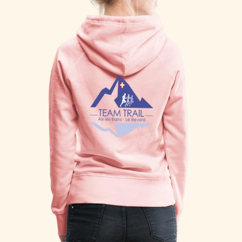 Sweat Junior Fille - Sweat-shirt à capuche Premium pour femmes