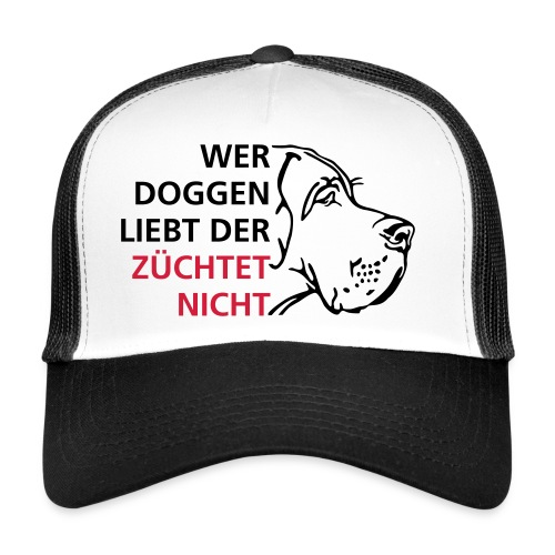 Doggenliebe - Trucker Cap
