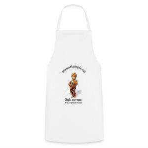 mannekenpis / Leopard - Tablier de cuisine