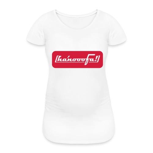 ABSOLUT HANNOVER BEKENNER JUNGS-SHIRT - Frauen Schwangerschafts-T-Shirt