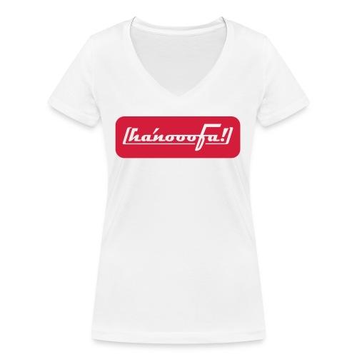 ABSOLUT HANNOVER BEKENNER JUNGS-SHIRT - Frauen Bio-T-Shirt mit V-Ausschnitt von Stanley & Stella
