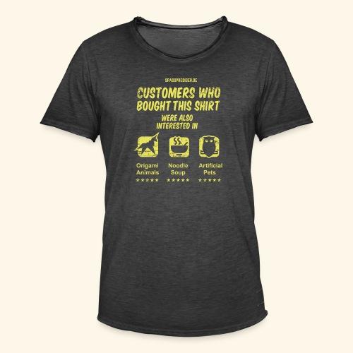 Empfehlung: Blade Runner - Männer Vintage T-Shirt