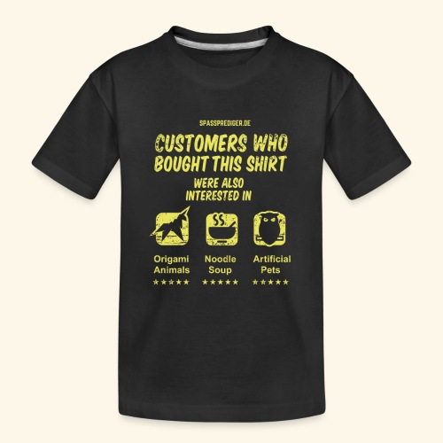 Empfehlung: Blade Runner - Teenager Premium Bio T-Shirt