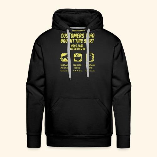 Empfehlung: Blade Runner - Männer Premium Hoodie