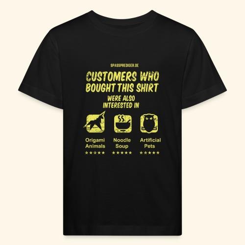 Empfehlung: Blade Runner - Kinder Bio-T-Shirt