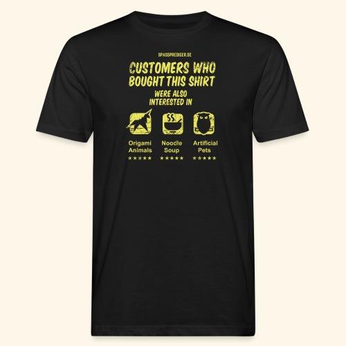 Empfehlung: Blade Runner - Männer Bio-T-Shirt