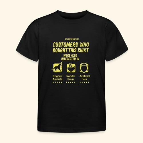 Empfehlung: Blade Runner - Kinder T-Shirt