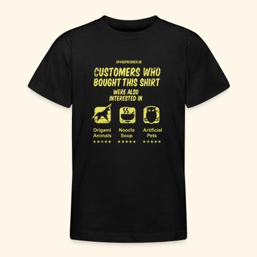 Empfehlung: Blade Runner - Teenager T-Shirt