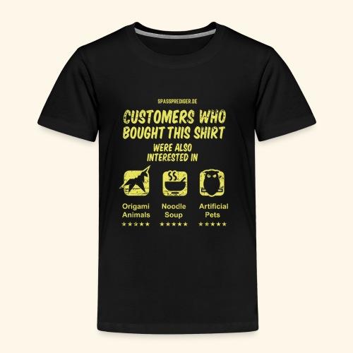 Empfehlung: Blade Runner - Kinder Premium T-Shirt