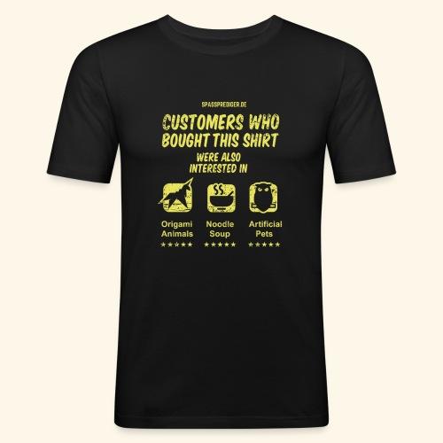 Empfehlung: Blade Runner - Männer Slim Fit T-Shirt