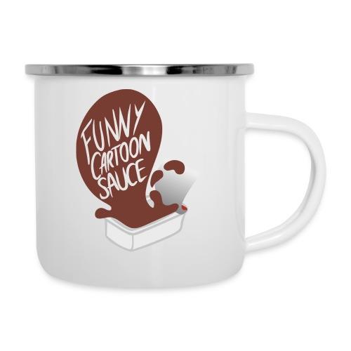 FUNNY CARTOON SAUCE - Mens - Camper Mug
