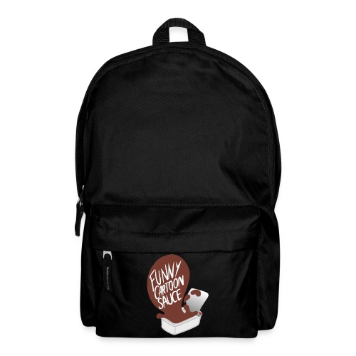 FUNNY CARTOON SAUCE - Mens - Backpack