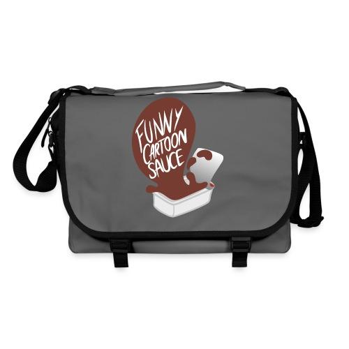 FUNNY CARTOON SAUCE - Mens - Shoulder Bag